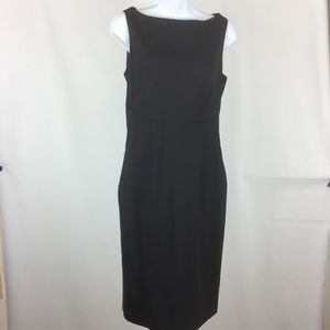 Banana Republic Outlet Little Black Dress 6